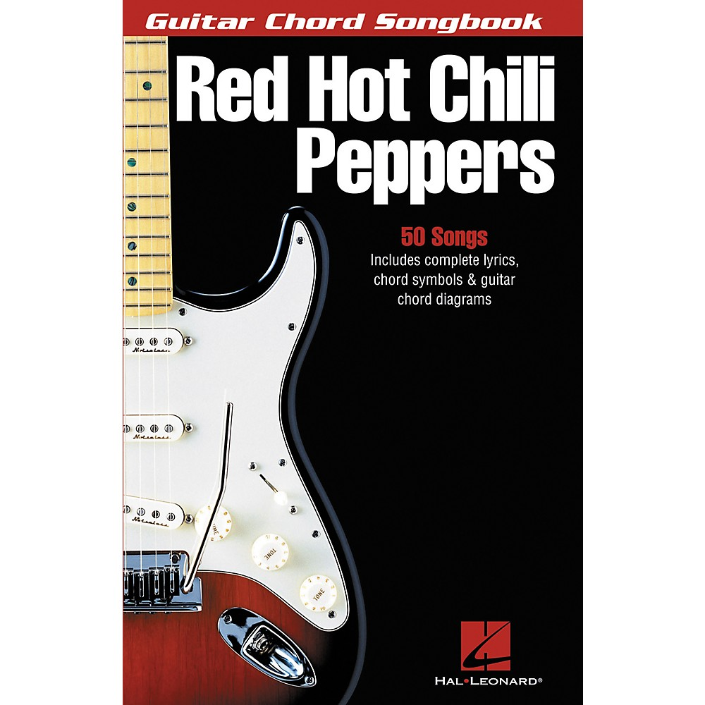 Hal Leonard Red Hot Chili Peppers Guitar Chord Songbook