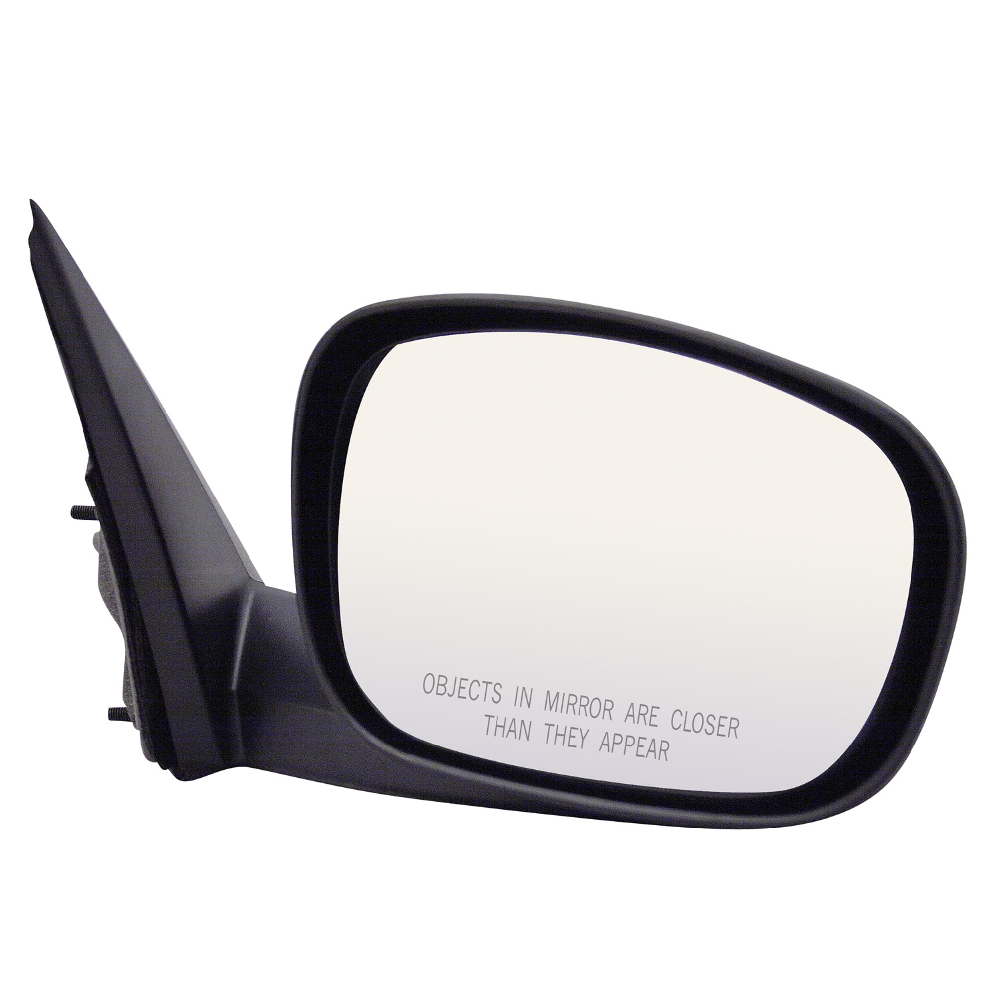 Drivers Manual Side View Mirror Textured Replacement for Nissan Van 96302-1PA6E AUTOANDART.COM