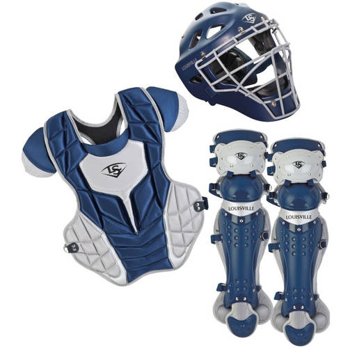 Louisville Slugger 3-Piece Catcher`S Set - Intermediate (...