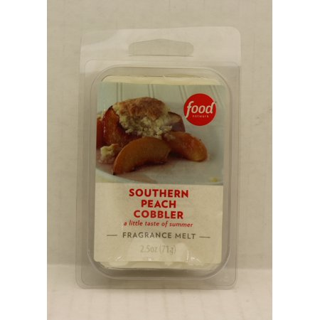 Food Network 6-pc. Southern Peach Cobbler Fragrance Melts