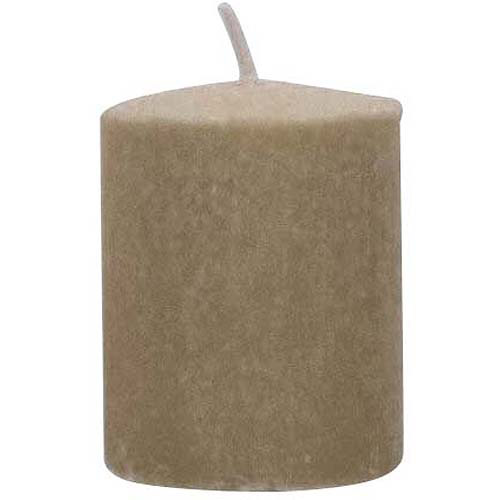 Mainstays Votive, Coastal Wood
