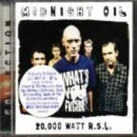 Midnight Ramble Music (20,000 Watt RSL: Midnight Oil Collection (CD))
