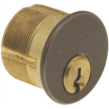 "US Lock Mortise Cylinder 1"" Adams Rite Cam Kw1 Kywy Duronotic Ka2"