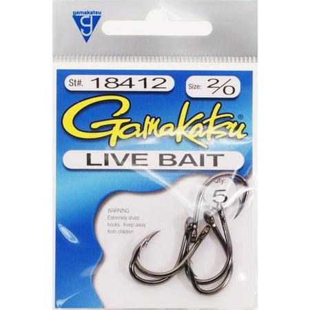 Gamakatsu Live Bait Hooks