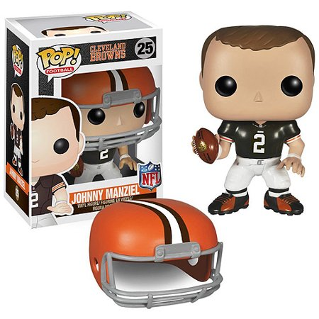 Funko Pop! NFL Wave 1 Vinyl Figure, Johnny - Manziel Halloween