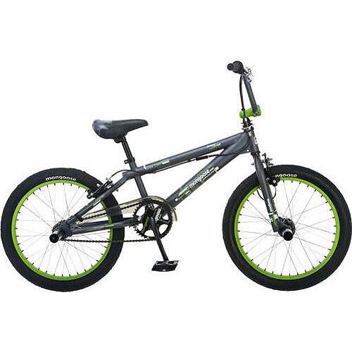 "Mongoose Outer Limit 20"" Boys' BMX Bike"