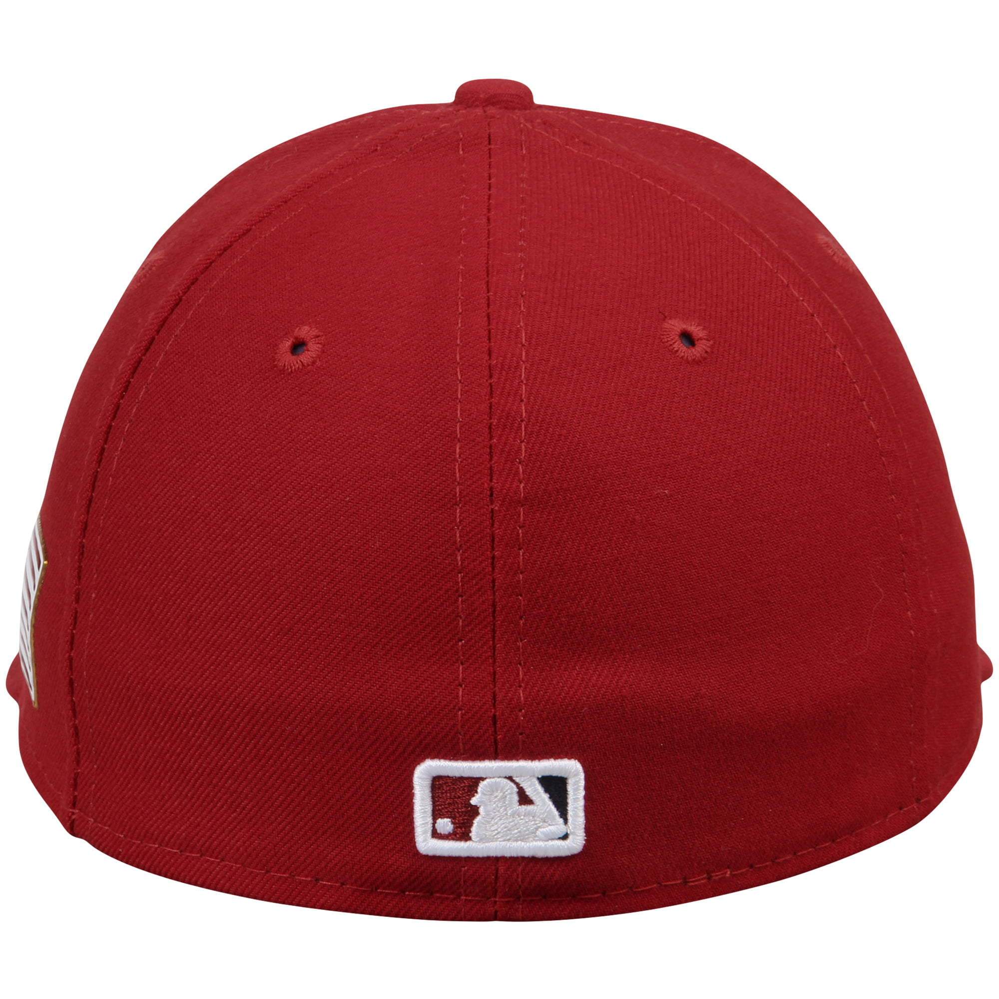 info for 738d3 5a067 Washington Nationals New Era Authentic Collection On-Field 59FIFTY Low  Profile Flex Hat with 9 11 Side Patch - Red - Walmart.com