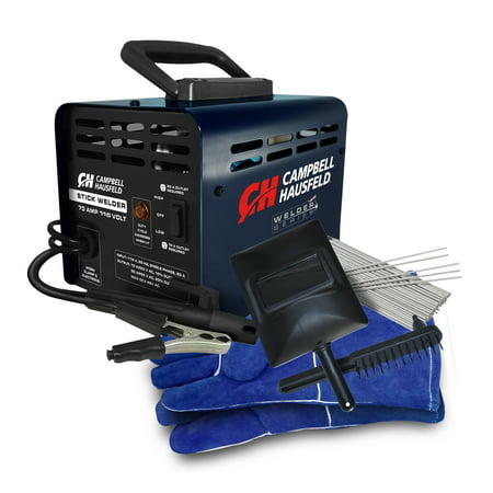 Campbell Hausfeld 115 Volt Stick Welder with Welding Kit