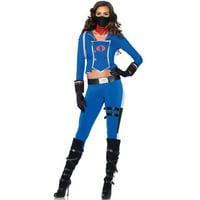 GI Joe Cobra Commander Adult Costume Small