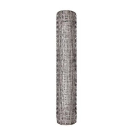 Origin Point 312450 50-Foot x 24-Inch Gray Plastic Poultry Netting With 1-Inch Openings