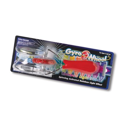 Lighted Gyro Wheel - Gyro Wheel Toy