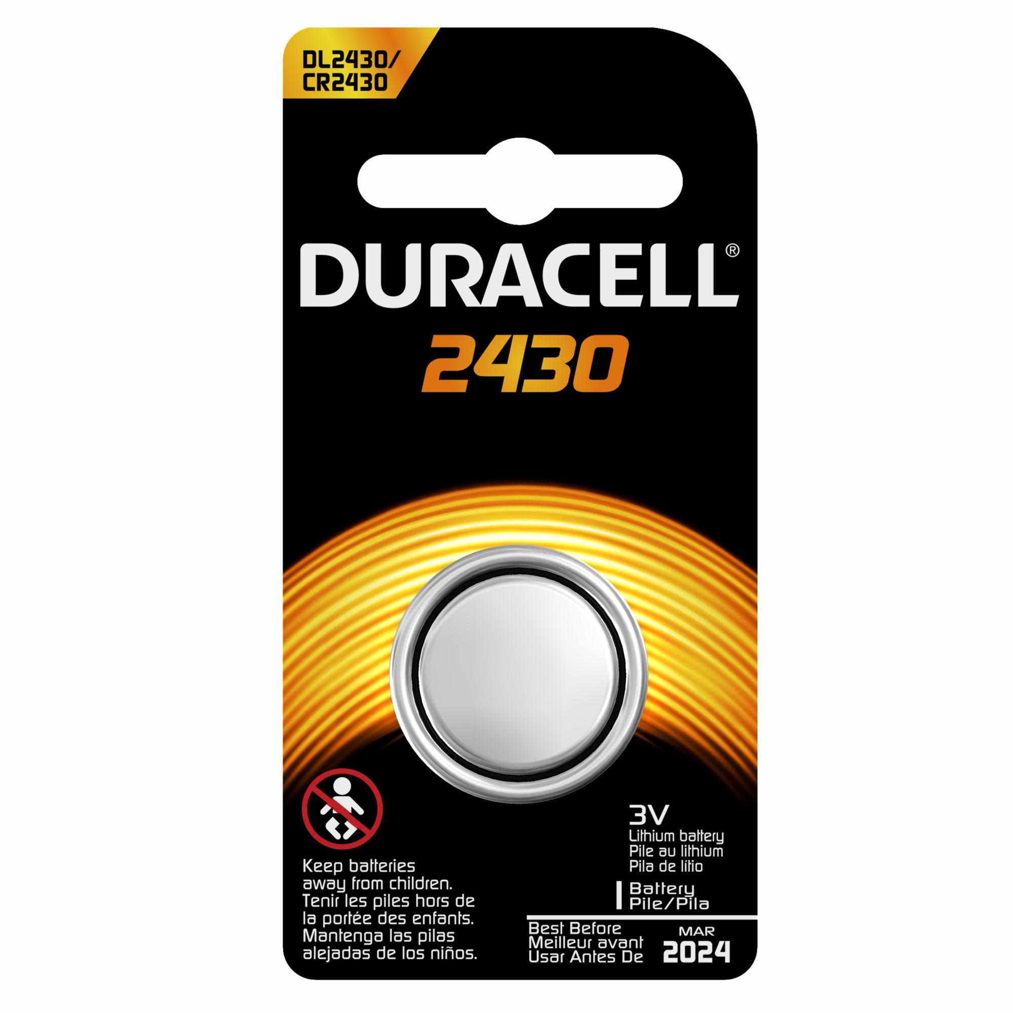 Duracell Lithium 2430