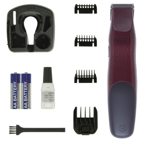 Wahl Mini Cordless Hair Pet Dog Clipper/Trimmer 9995-502