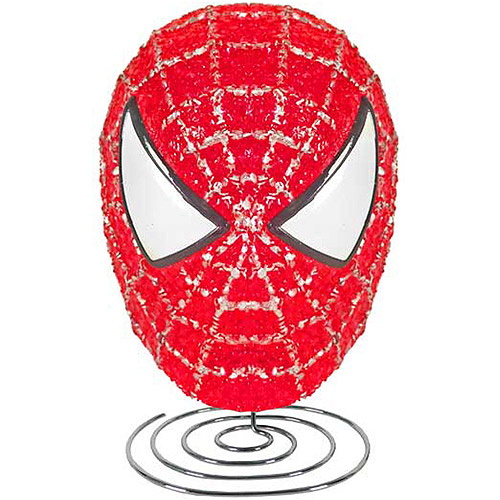 Spider-Man Eva Lamp, Red
