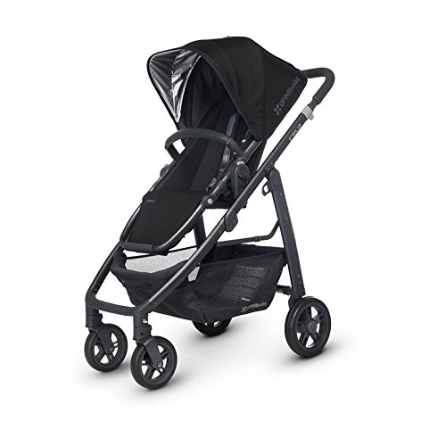 Uppa Baby CRUZ Stroller - Jake Black/Carbon