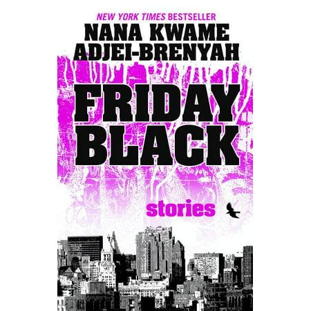 Friday Black: Stories (Hardcover)(Large Print)