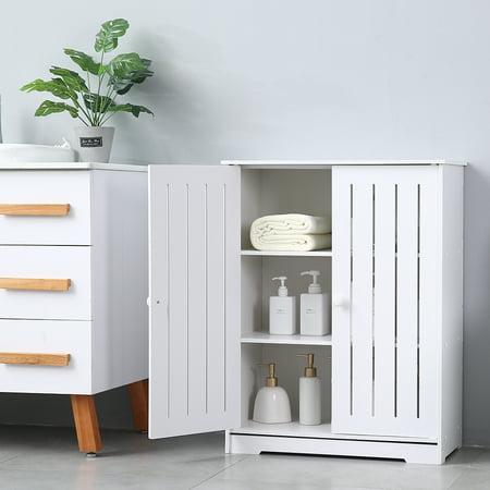 Bathroom Storage Cabinet Waterproof Kitchen Storage