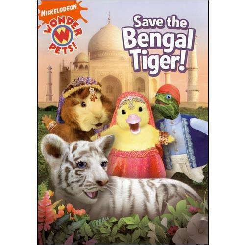 Wonder Pets: Save The Bengal Tiger (Full Frame)