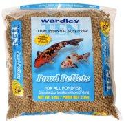 Wardley Pond Pellets For Koi & Goldfish, 5 lbs