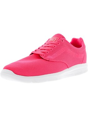 bcae569d93e4a9 Product Image Vans Iso 1.5 Mesh Neon Purple Ankle-High Running Shoe - 7M    5.5M