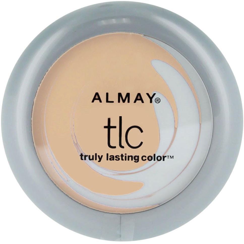 Almay TLC Truly Lasting Color Compact Makeup & Primer, SPF 20
