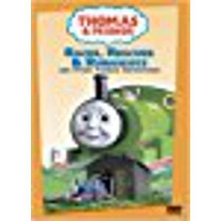 THOMAS & FRIENDS:RACE RESCUE RUN - Thomas The Tank Engine Halloween Dvd