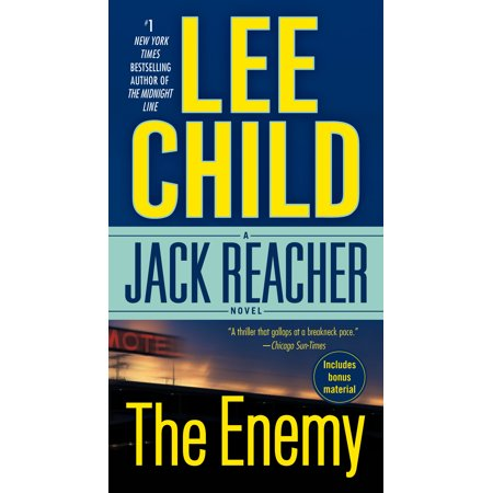The Enemy : A Jack Reacher - New Judith Jack