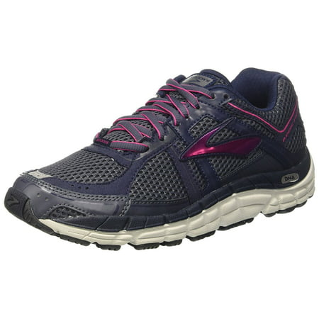 af8a60157a381 Brooks - Brooks Women s Addiction 12 Ombre Blue Obsidian Fuchsia Purple  Sneaker 8 2A - Narrow - Walmart.com