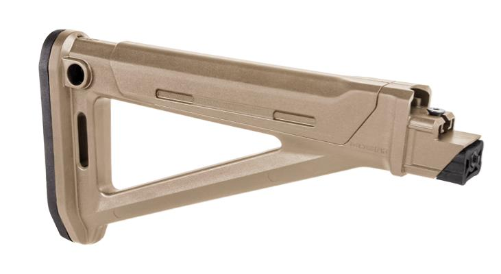Magpul Industries MOE Stock, Fits AK by Magpul Industries