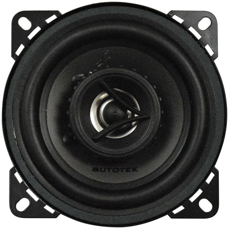 """Autotek 4"""" Co-Axial Speaker 250W (pair)"""
