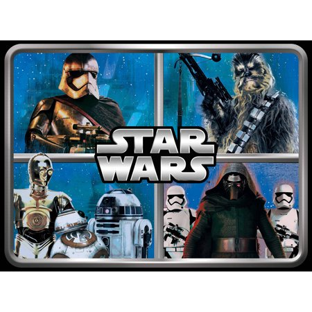 Star Wars Episode VII Rug