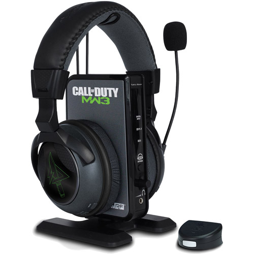 Turtle Beach Call of Duty: MW3 Ear Force Delta Limited Edition Programmable Wireless 7.1-Surround Sound Gaming Headset (Xbox 360/PS3)