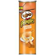 Pringles Cheddar Cheese Potato Crisps Chips, 5.5 oz