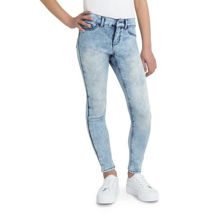 Jordache Super Skinny Jean, Slim Fit (Little Girls & Big Girls) ()