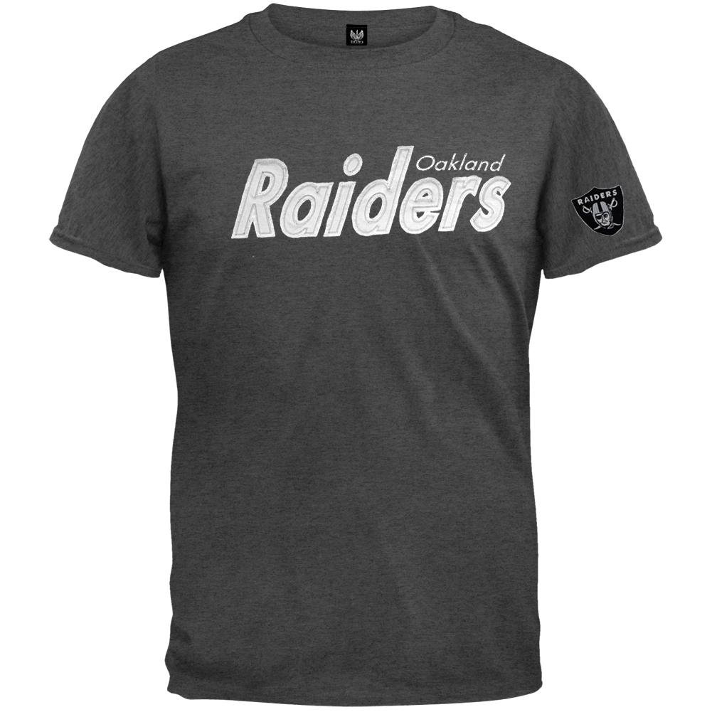 Oakland Raiders - Fieldhouse Premium T-Shirt - Medium