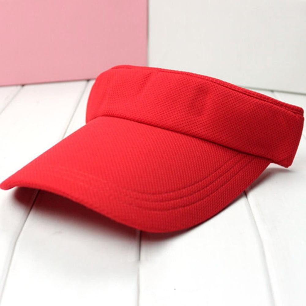 GREFER Hats for Women Men Classic Sport Headband Sun Hats Sports Visor