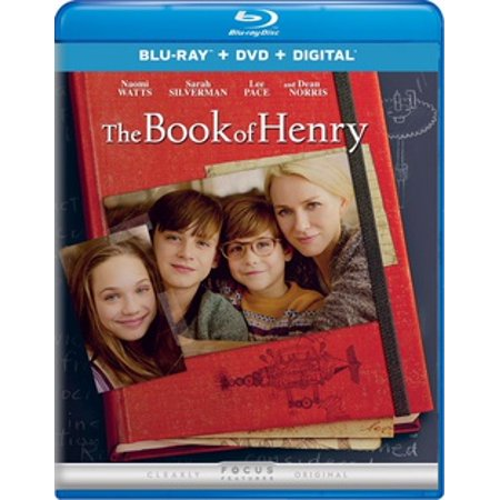 The Book of Henry (Blu-ray + DVD + Digital Copy)