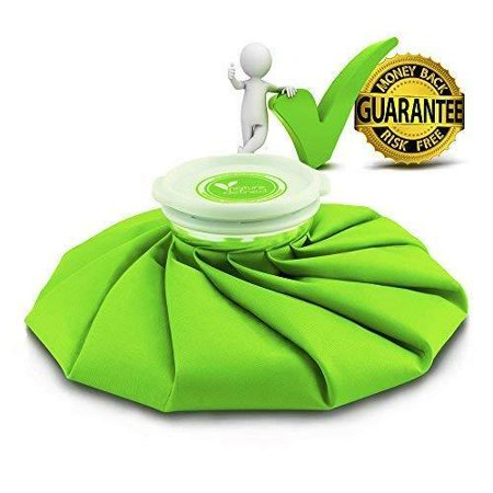 ON SALE! Best Ice Bag for Hot and Cold Treatments. Tough, Long-lasting,