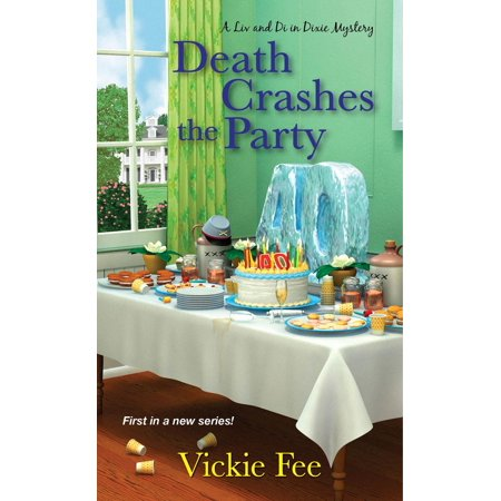 Death Crashes the Party - eBook