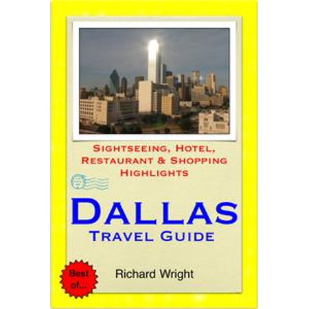 Dallas, Texas Travel Guide - Sightseeing, Hotel, Restaurant & Shopping Highlights (Illustrated) - eBook - Halloween Stores In Dallas Texas