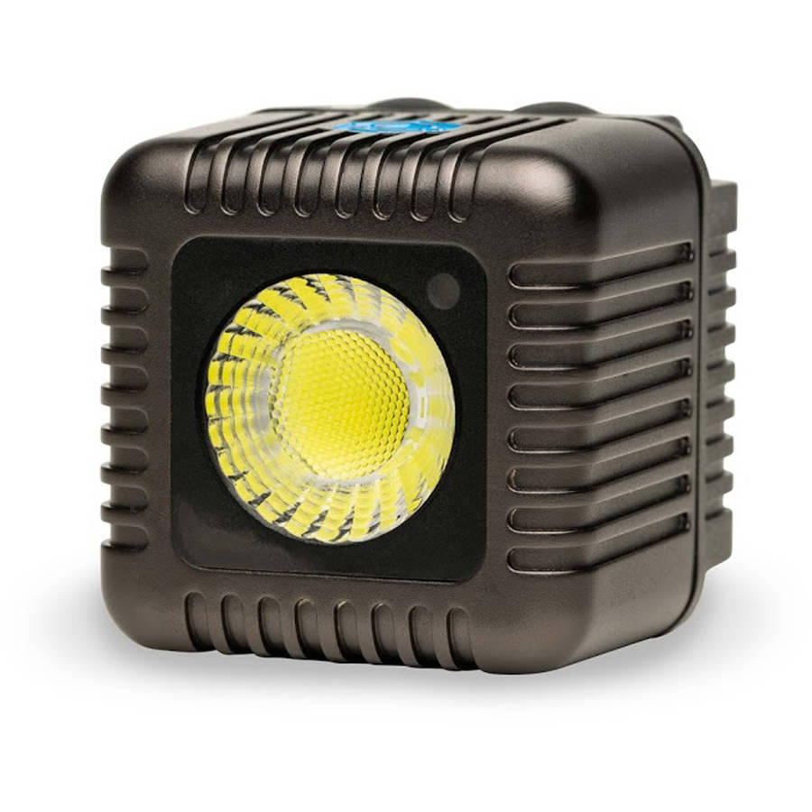 Lume Cube Bluetooth External Flash and Video Light for Casual Capture Devices, Gunmetal Gray