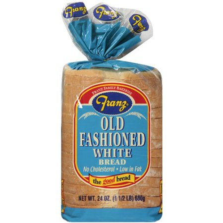 Franz Old Fashion White Bread - Walmart com