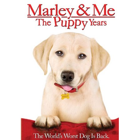 - Marley & Me: The Puppy Years (DVD)