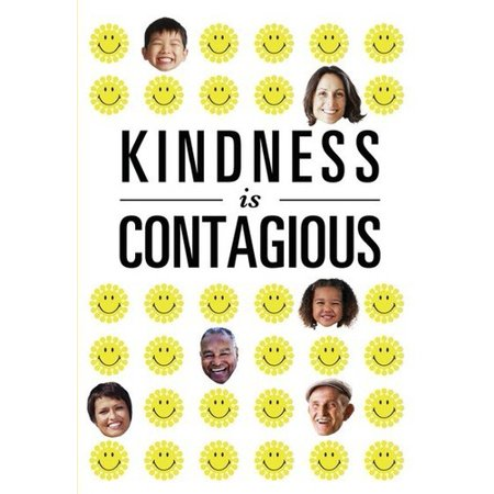 Kindness Is Contagious (DVD) (Pink Eye In Dogs Contagious To Humans)