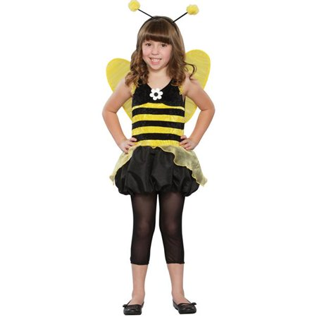 Child's Queen Honey Bee Costume - Queen Bee Outfit