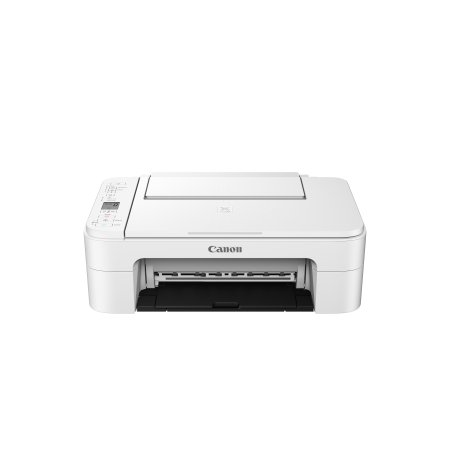 Canon Pixma TS3122 US Wh/Blk Wireless Inkjet All-In-One Printer