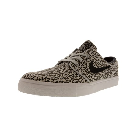 Nike Men's Zoom Stefan Janoski Elite Pure PlatinumBlack