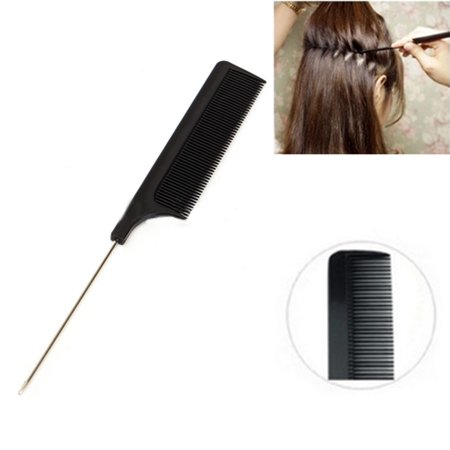 Metal Pin Tail Comb Hairdressers Barbers Hair Professional Dreadlock Styling - Led Dreadlocks