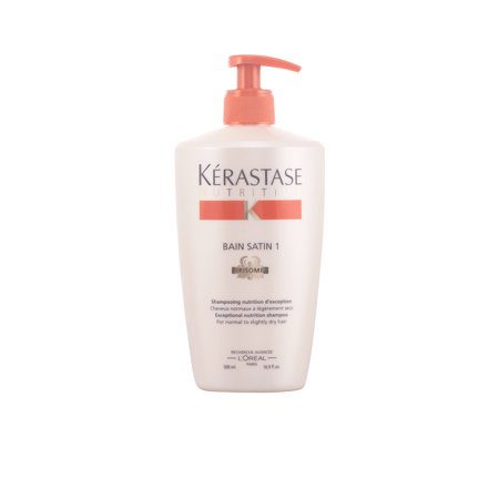 Kerastase nutritive bain satin 1 complete nutrition for Kerastase bain miroir shine revealing shampoo