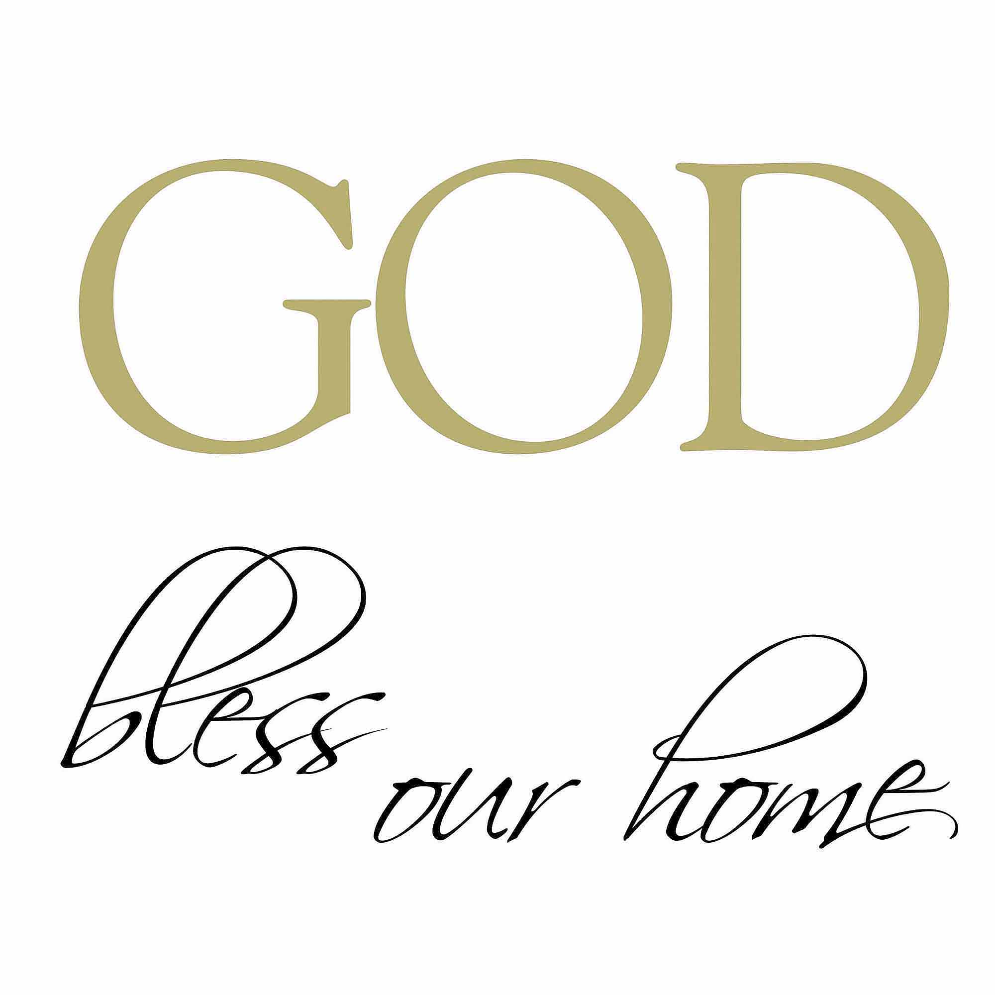 Bless Our Home Quick Quote